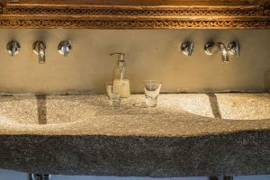 Vasques de la salle de bain Glycine
