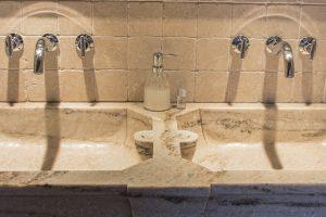 Vasques de la salle de bain Arbres