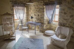 La chambre nuptiale du Mas Nouveau 2
